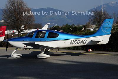 2014-03-29 N60AG Cirrus SR22