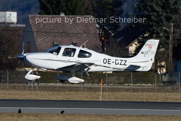 2021-02-14 OE-DZZ Cirrus SR22