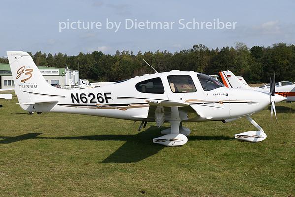 2020-09-13 N626F Cirrus SR22