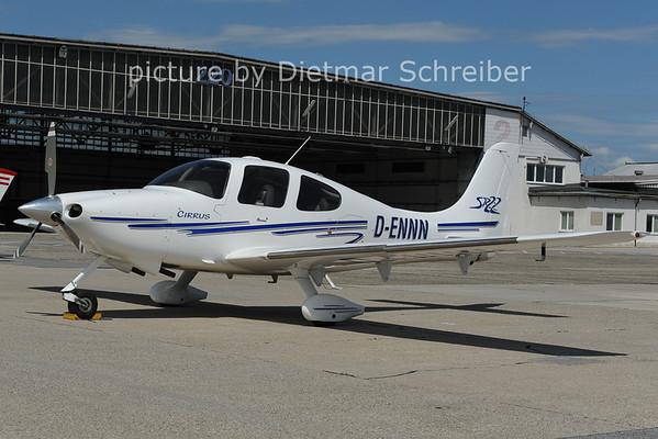 2012-06-08 D-ENNN Cirrus SR22