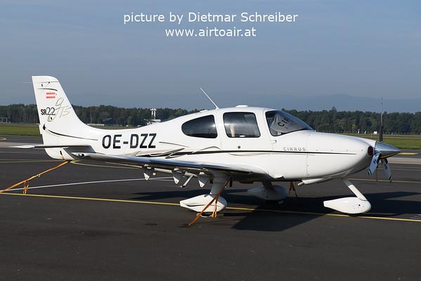 2021-09-14 OE-DZZ Cirrus SR22