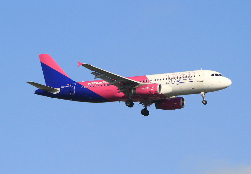 HA-LWM Wizz Air
