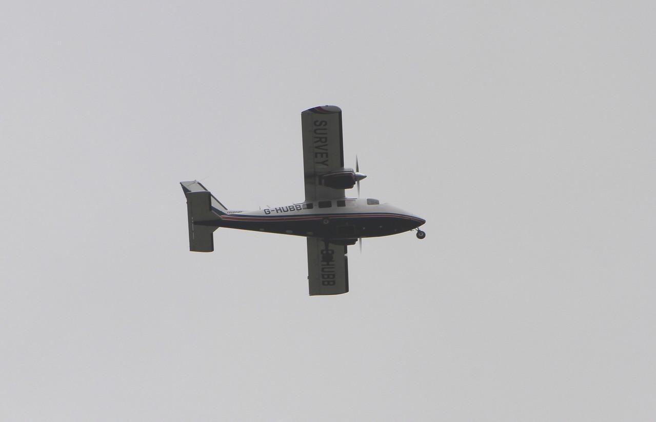 G-HUBB Ravenair