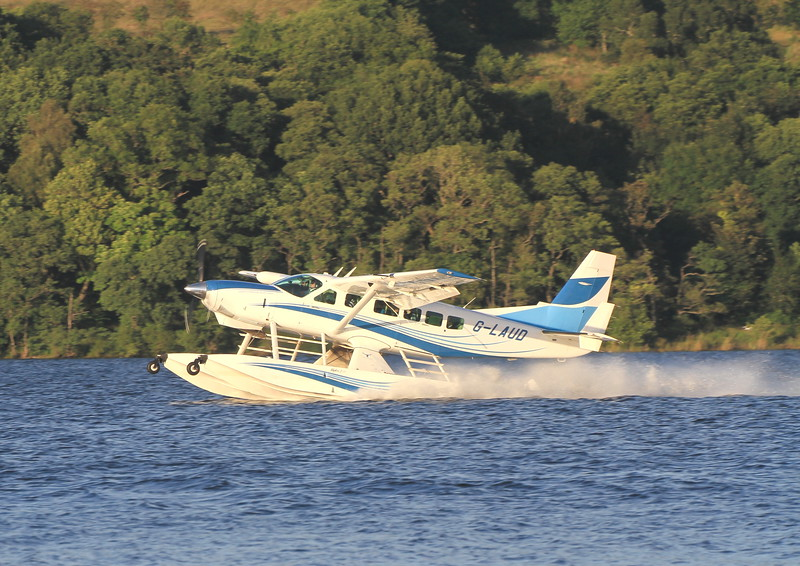 G-LAUD Loch Lomond Seaplanes