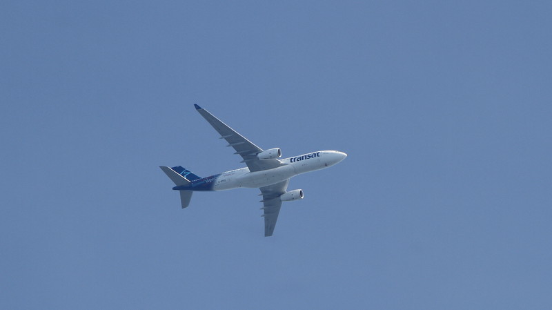 C-GTSZ Air Transat