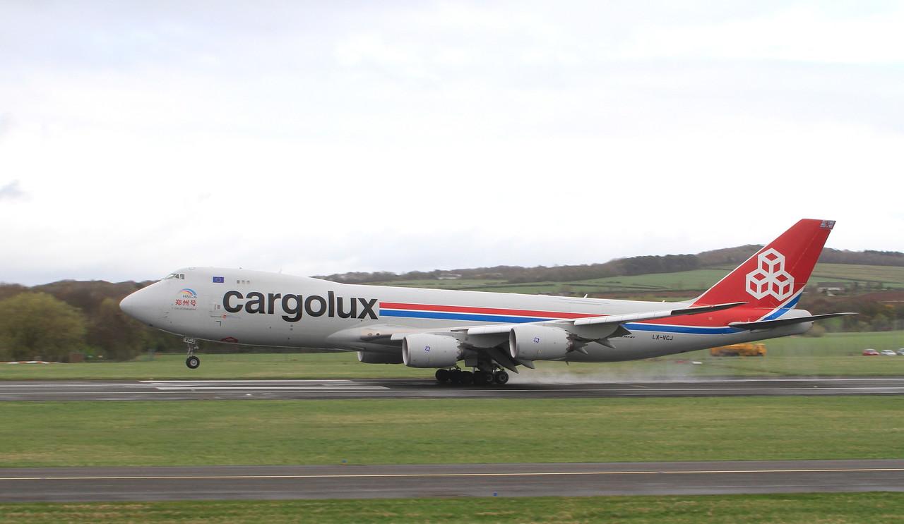 LX-VCJ Cargolux