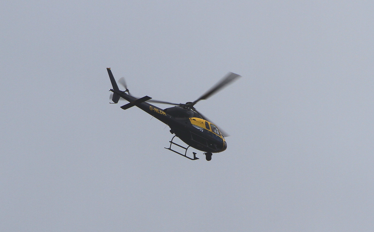 G-NLDR PDG Helicopters