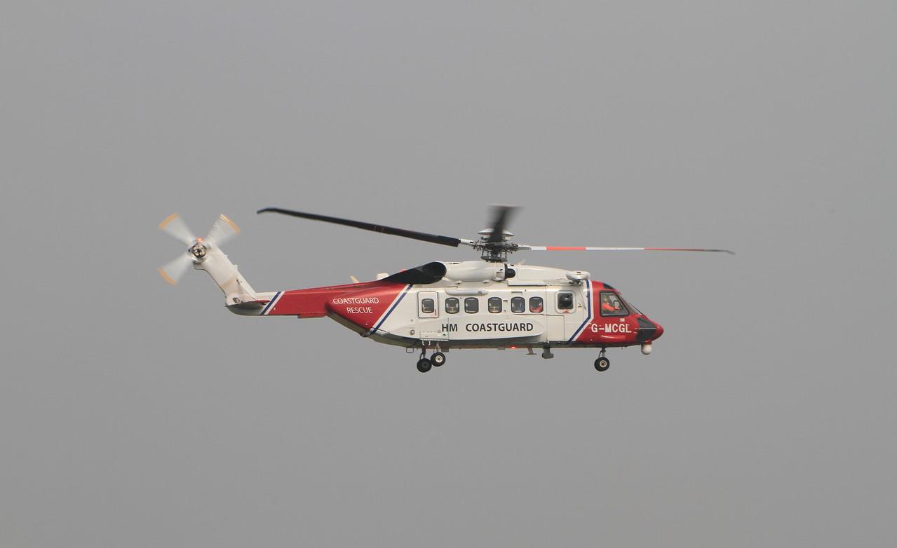 G-MCGL HM Coastguard