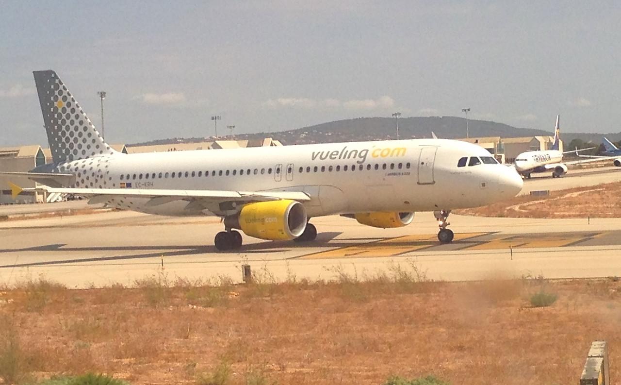 EC-KRH Vueling Airlines