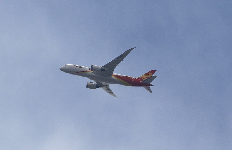 B-2729 HAINAN AIRLINES