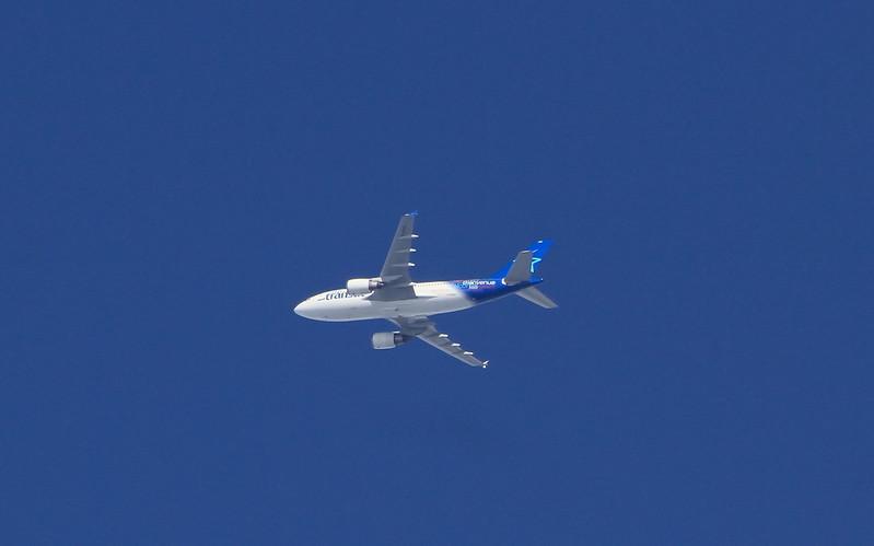 C-GTSY Air Transat