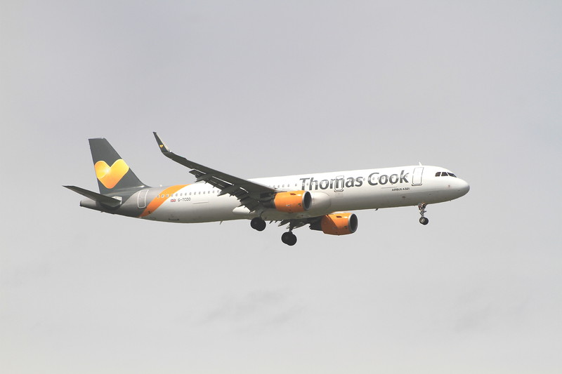 G-TCDD Thomas Cook