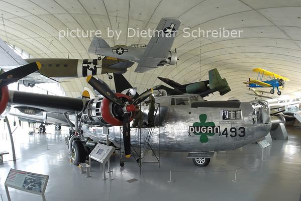 2014-02-23 44-51228 Consolidated B24 Liberator