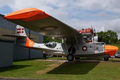 2017-05-01 L-866 Catalina Danish AIr Force