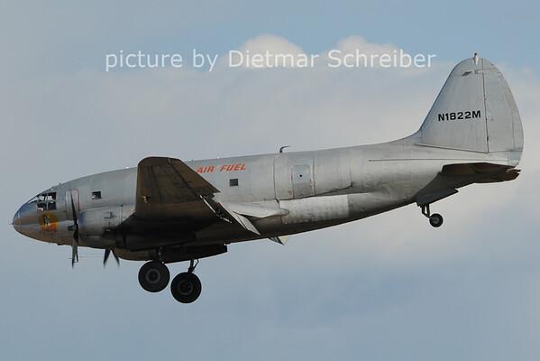 2012-05-17 N1822M Curtiss C46 Everts Air Fuel