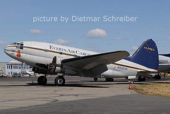 2012-05-17 N54514 Curtiss C46 Everts Air