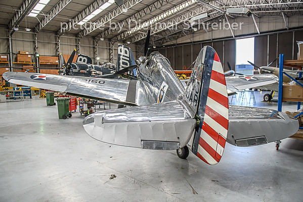 2018-07-02 G-CIIO Curtiss P40