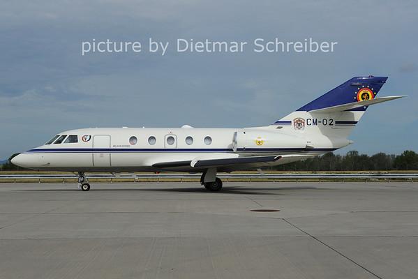2012-06-07 CM-02 Falcon 20 Belgium AIr Force