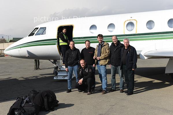 2014-11-23 0110 Falcon 20 Iran Police