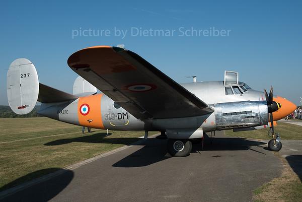 2016-09-10 F-AZFE Dassault MD311 Flamant