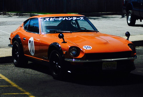 Datsun 240Z Photos