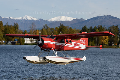 2019-09-23 N2740X Beaver Rusts Flying Service