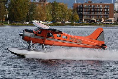 2019-09-23 N1018D Beaver Alaska by Air