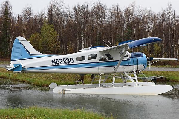 2019-09-29 N62230 DHC 2 Beaver