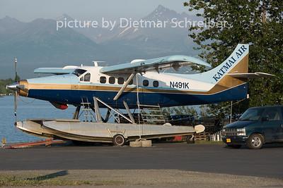 2015-06-15 N491K Dash 2 Turbo Otter Katmai Air