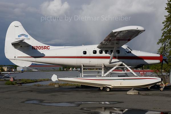 2017-05-25 N205RC Dash 3 Turbo Otter