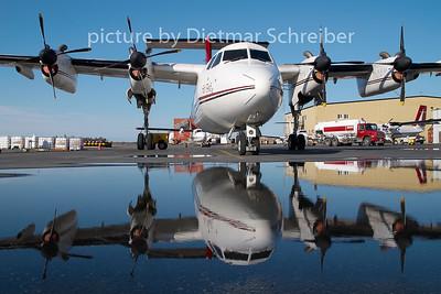 2009-05-31 C-FOPE DHC2 Beaver Air Tindi
