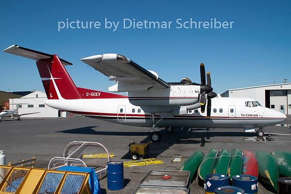 2009-05-31 C-GCEV Dash 7 Air Tindi