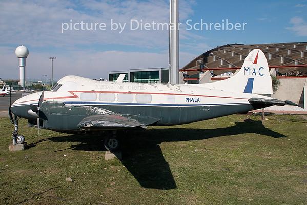 2009-01-10 PH-VLA DH104 Martin Air Charter