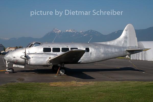 2009-06-03 N4913V DH104 Dove