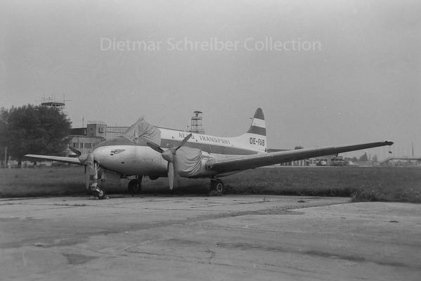 1960-09-28 OE-FAB DH104 Dove Aerotransport