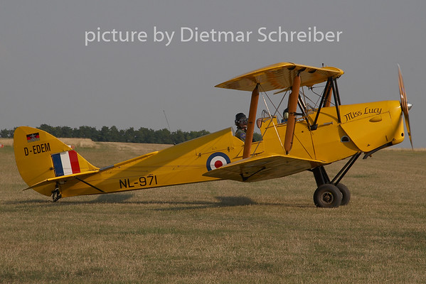 2008-07-12 D-EDEM DH82 Tiger Moth