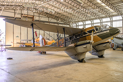 2018-07-02 G-AGJG De Havilland DH89 Dragon Rapide