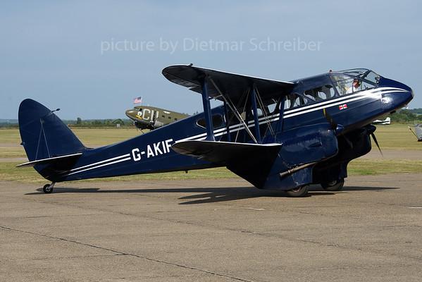 2019-06-01 G-AKIF DH89 Dragon Rapide