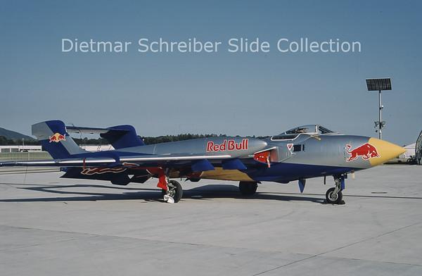 2004-08-19 G-CVIX De Havilland D.H.110 Sea Vixen  (c/n 10132) Flying Bulls