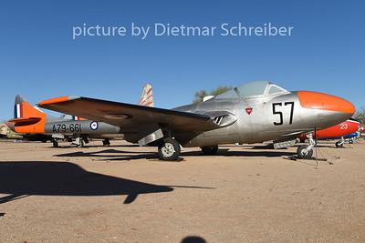 2015-02-08 A79-661 Vampire Australian Air Force
