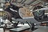 Deutsches Technikmuseum Berlin on September 12, 2012. Deutsche Lufthansa Junkers Ju 52/3m D-AZAW (Werknummer 7220).