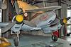 """Deutsches Technikmuseum Berlin on September 12, 2012. Luftwaffe Messerschmitt Bf 110F-2/Trop """"LN+NR"""" (Werknummer 5052). This aircraft served with 13.(Zerstörer)/JG 5 """"Eismeer"""", the famous """"Dackelstaffel""""."""