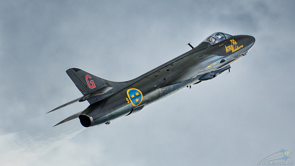 Hawker Hunter F58A, J 34