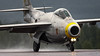 Saab J 29F Tunnan (Barrel), Swedish Air Force, no 29670, SE-DXB