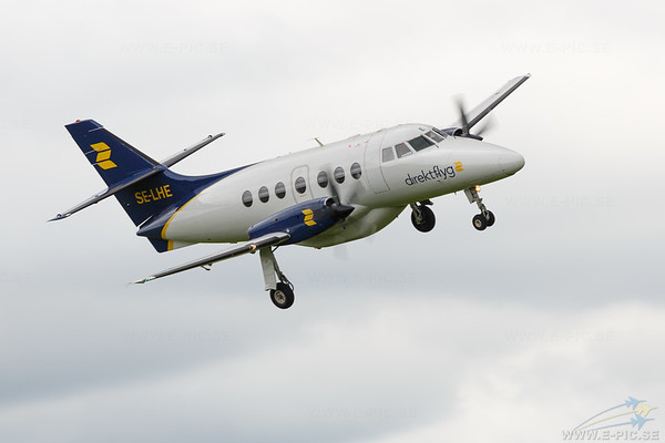 British Aerospace BAe-3201 Jetstream Super 31