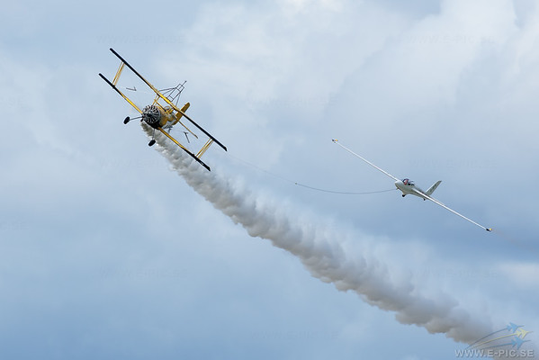 Marganski MDM-1 Fox, Glider FX and Grumman G-164 Ag-Cat