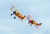 Stearman PT-13B/R670 Kaydet (A75) and Tigher Moth
