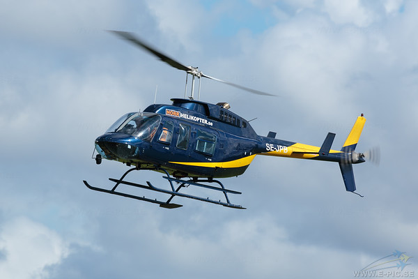 1983 Bell Helicopter Textron 206L-1 C/N 45783