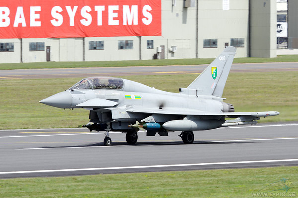 Eurofighther Typhoon T.1