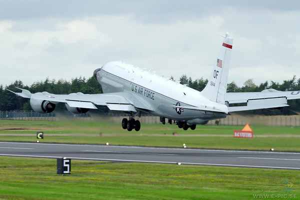 Boeing RC-135V (739-445B) Rivet Joint